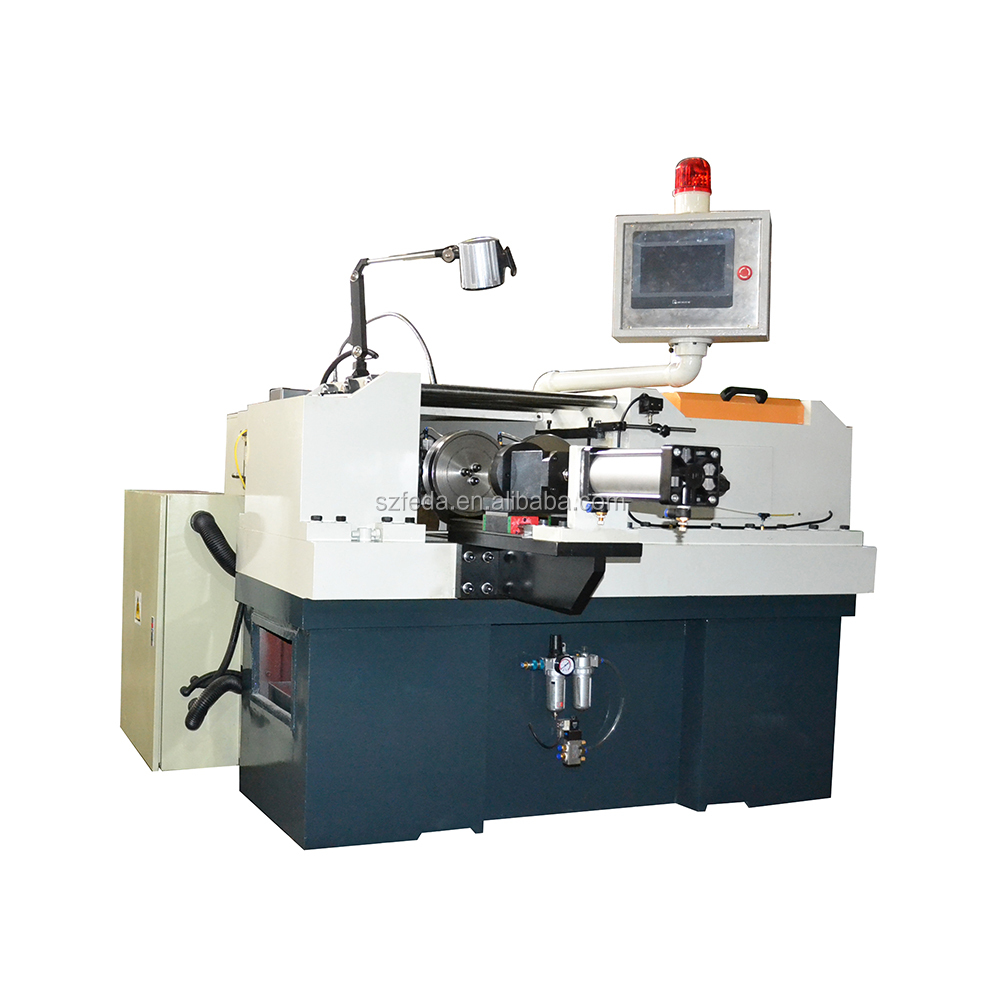 FEDA automatic small cam threading machine screw rolling machine for sale worm screw threading machine