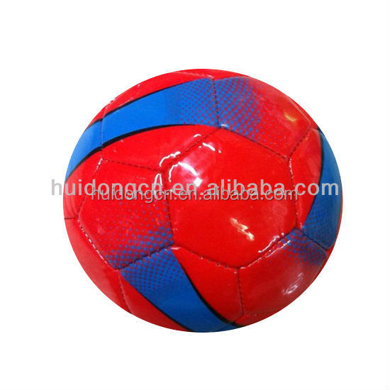 Cheap promotional good quality kids toys games Foam PVC machine sewing size 2 mini soccer ball/Football ball in bulk