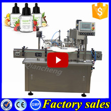 Brand new technology e liquid filling machine,ejuice machine, 15 ml bottle filler machine
