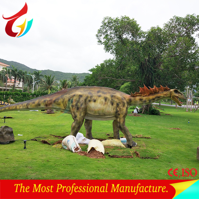 New style artificial dinosaur costume on sale