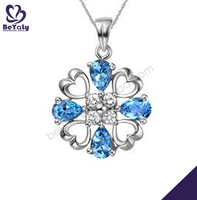 925 silver hollow flower beautiful brighton jewelry