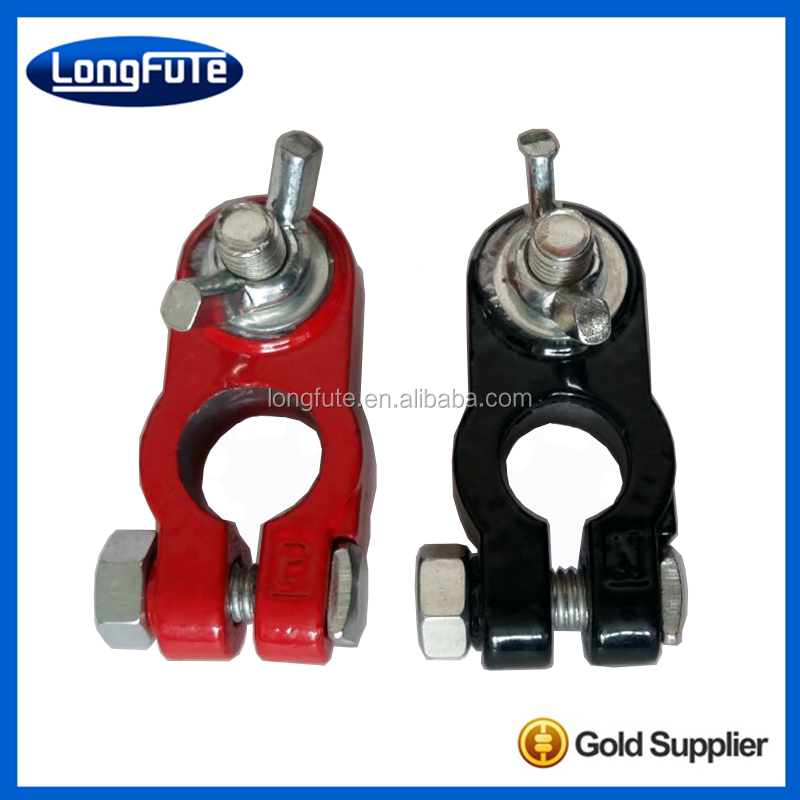 Top Post - Coated Battery Terminals