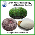 New product alibaba uk and supplier Glucomannan extract konjac powder 65% and free sample