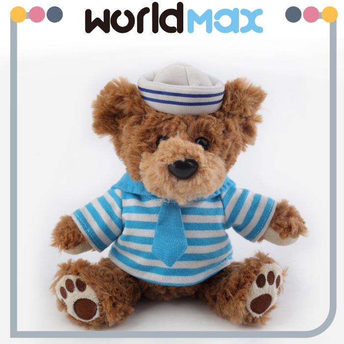 Custom Plush Teddy Bear Advertising Stuffed Toys