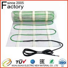 Floor heating system electric underfloor heating mat