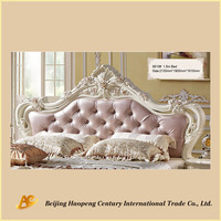 Italy Royal Furniture Antique White Bedroom Sets