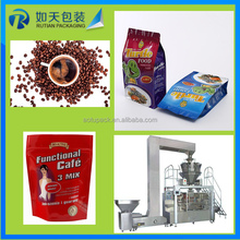 automatic Vertical pouch packing machine(TY-V720) for coffee bean packaging