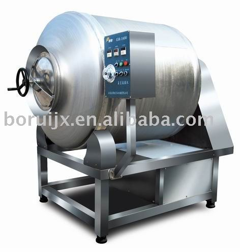 vacuum tumbler machine equipment for meat processing line
