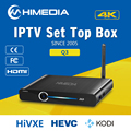 Customised Firmware Himedia Q3 Quad Core 4K IPTV Box Indian Channels