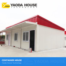 Mauritius Prices Luxury 40Ft 40 Foot Finished Ready Made Sandwich Housing Unit Container Homes Container Houses For Sale