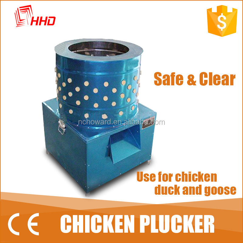 CE Approved Automatic Butcher Equipment NCH-50 Chicken Plucking Machine