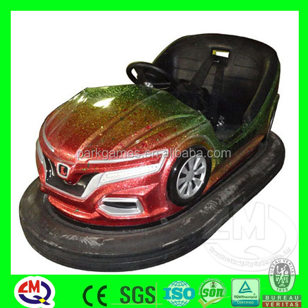 Amusement rides!!! Children attractive bumper car inflatable