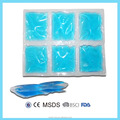 Flexible Ice cube mat for Lunch Box