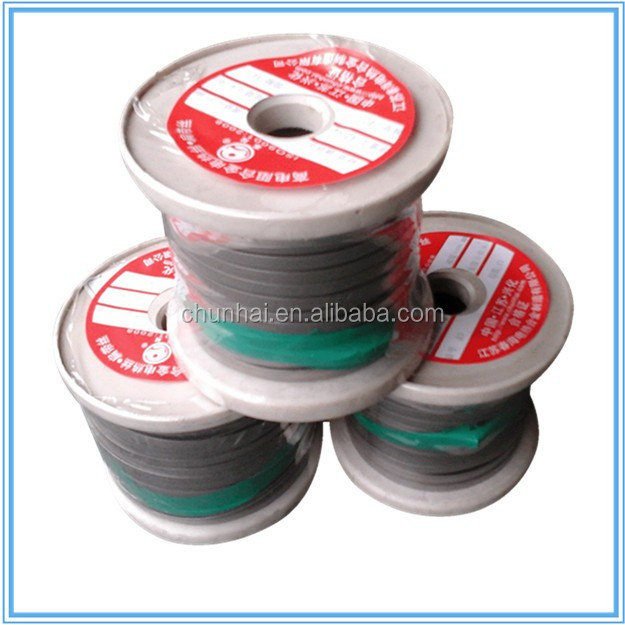 electric alloy heating resistance flat wire heating ribbon
