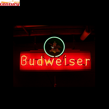 wholesale china factory price custom budweiser neon beer sign