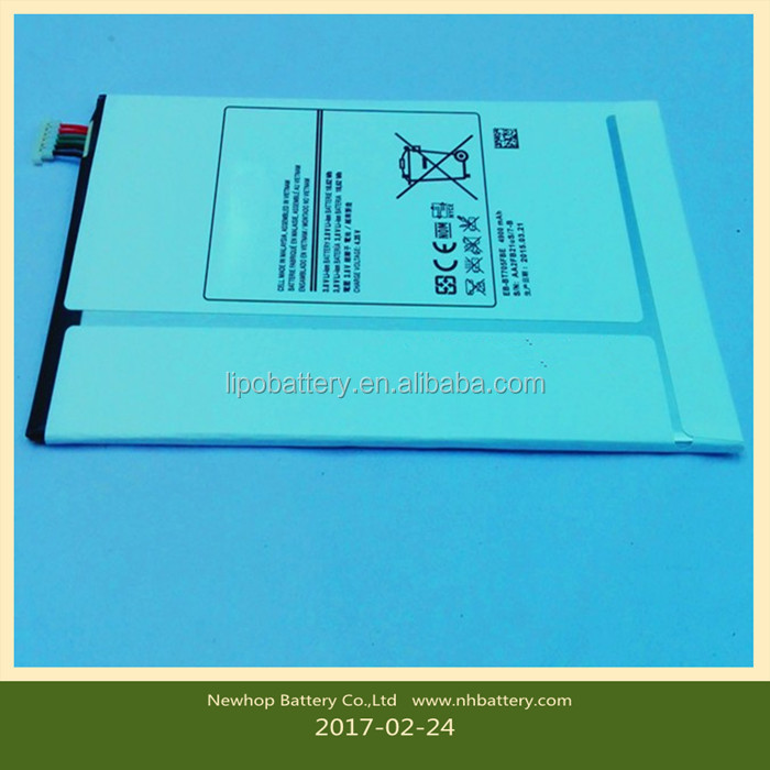 OEM Replacement Battery 4900mAh For Samsung GALAXY Tab S 8.4 T700 WLAN T705 T705C 4G