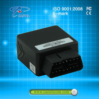 Realtime intelligent 3g obd gps car tracking device with gps tracking vehicle software