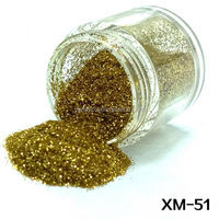 New product good quality christmas acrylic nail designs glitter from manufacturer