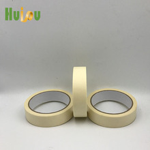 car painting masking tape furniture masking painting Crepe Paper Adhesive Masking Tape Wholesale High Quality UV