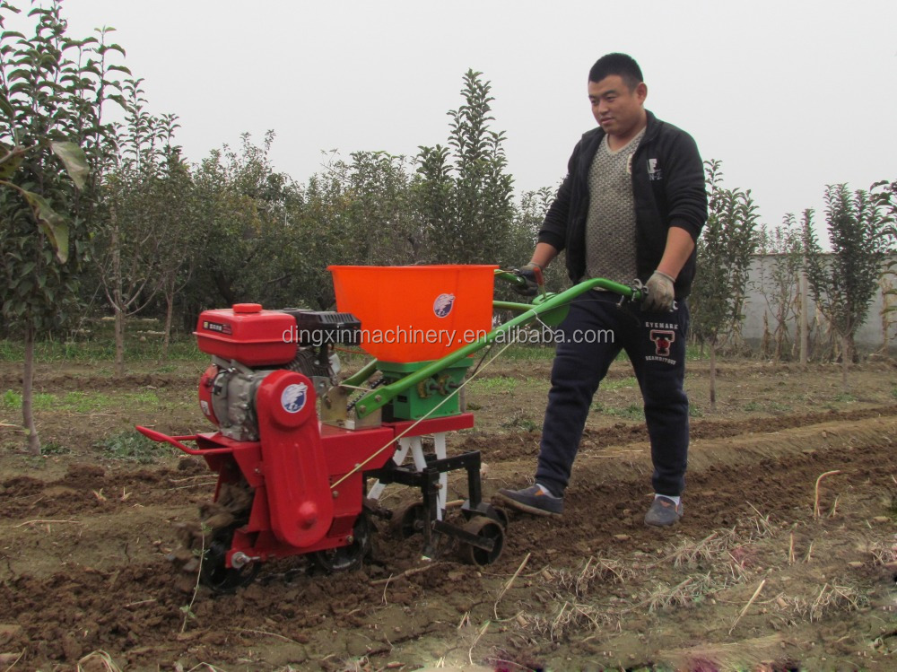 Agricultural tools manual corn seeder maize planter