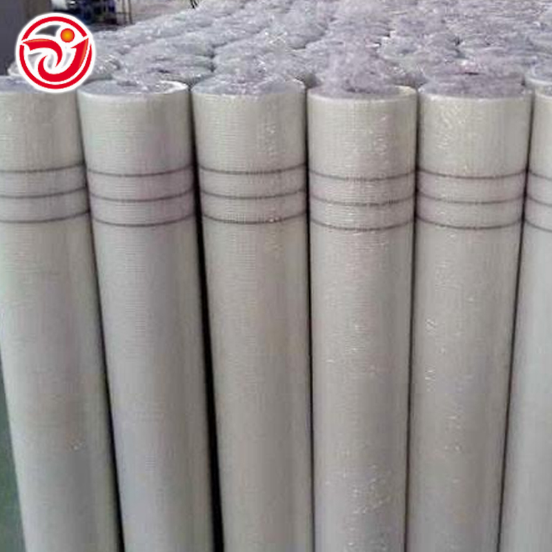 self adhesive reinforcement waterproof material fiberglass mesh tape fabric