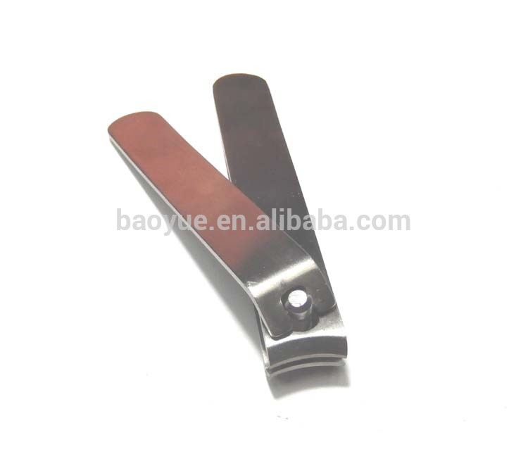 Large stainless steel nail clipper/ toe nail clipper/ finger nail clipper