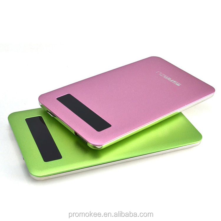 Slim power bank case for galaxy note 3 4000 mah