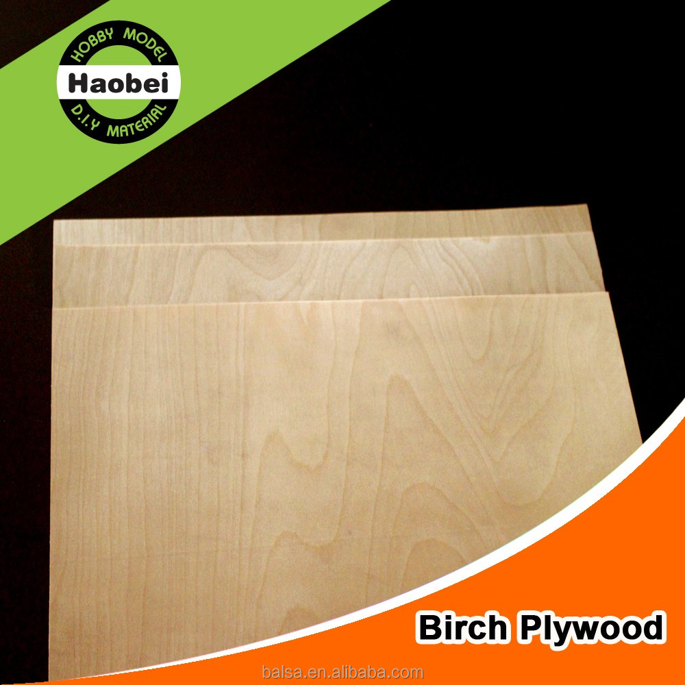 Shanghai manufacturer China 2mm wood board bich plywood