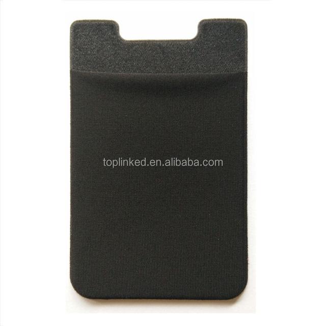 Super Slim Card Holder Wallet Minimalist Korea Style Fashion Trendy Money Pocket for Unisex Gender People