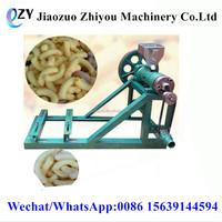 Cheap small size Corn puff snack extruder / Snack extruding machine/puffed corn making machine