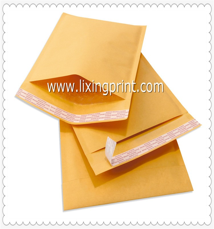 Bubble envelope printing /printed padded envelope
