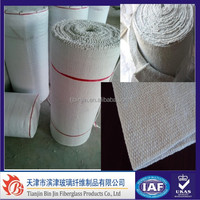 Ceramic Fiber Woven Textiles, Ropes and Braids for High-Temp Packing and Gasketing