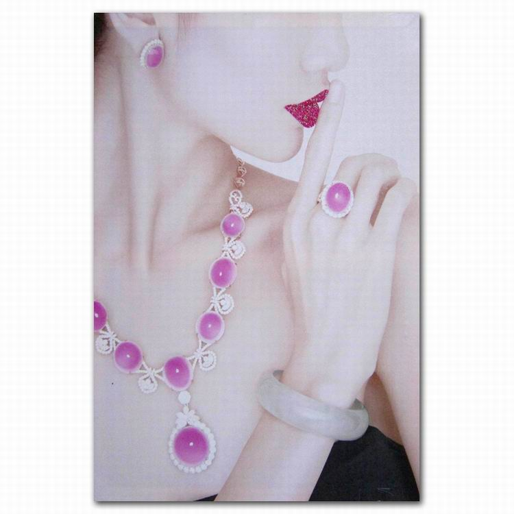 FZDEYI Popular Beautiful Glitter Girls Film Sex Picture Canvas Printing Drop Shipping