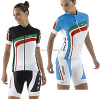 Professional New design women cycling jersey with bib short, cycling cycling thor, sportswearbicycle