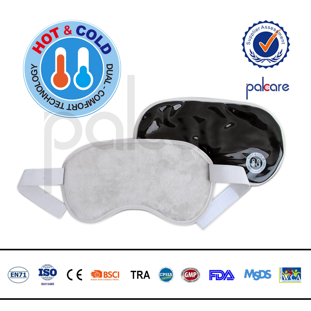 food grade gel pack clay gel mask with flexible elastic straps
