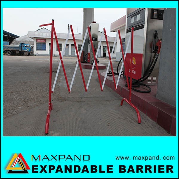 Best Selling Foldable Chain Link Driveway Barrier