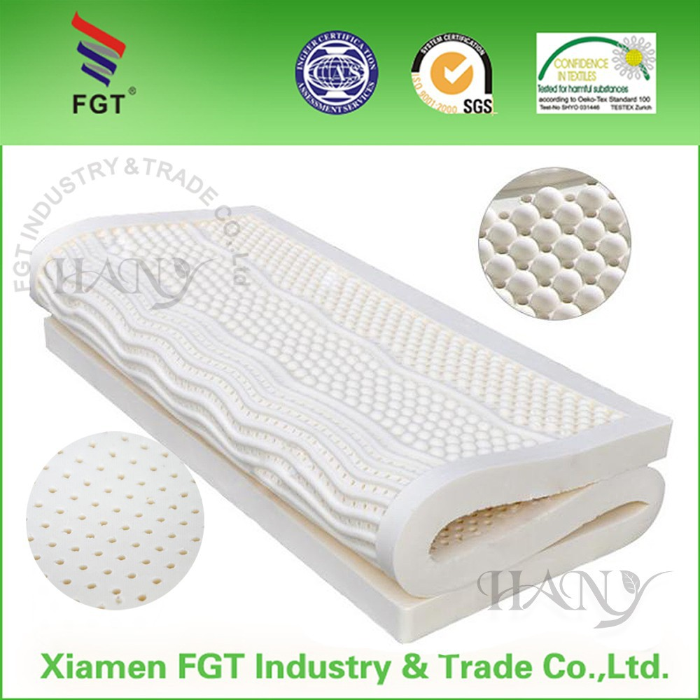 Comfortable High quality Natural latex raw material for foam mattress
