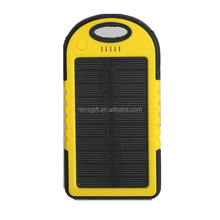 solar panel power bank wholesale portable mini solar power bank charger