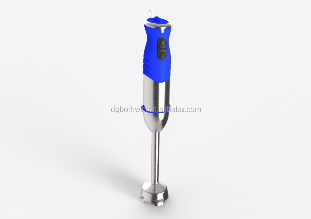 super appliance!! stainless steel container plastic container hand blender push speed stick blender