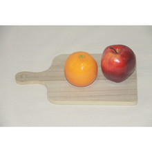 Popular Light Weight Paulownia Wooden Cutting Board with Handle