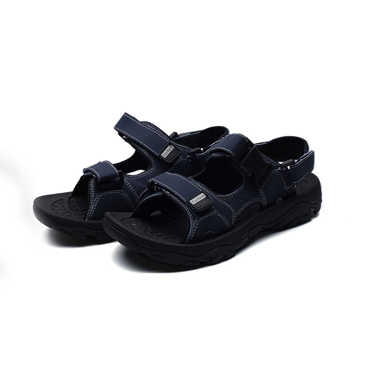 Black Platform Comfortable Sandal Shoes For Women