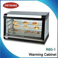 Electric Thermostat Control Food Warmer Display Cabinet/ Food Truck Electric