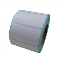 Label printer hs code thermal sticker paper jumbo rolls manufacturer