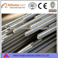 NO.1 finish grade 201 stainless steel round bar