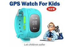 2016 inteligente del reloj with sim call children gprs watch
