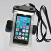 IPX8 PVC Universal Waterproof Shockproof Cases with Arm Band Lanyard Smart Phone Cover Accessory for Samsung galaxy Note 2 3 4 5