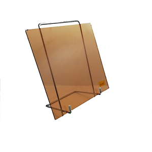 2mm-19mm solar bronze float reflective glass