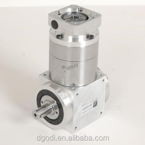 high precision and 90 degree gearbox for marine