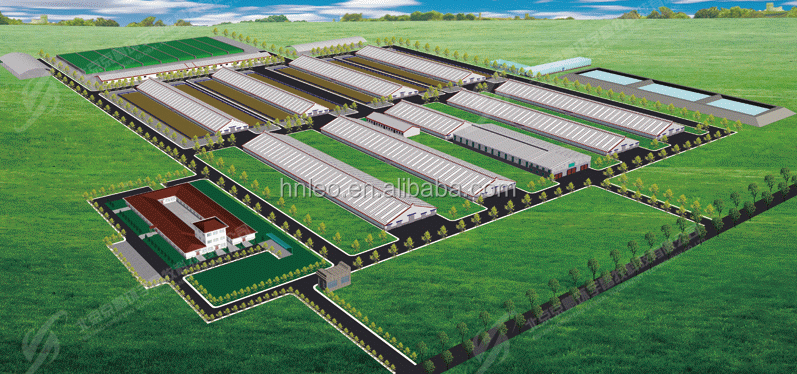 Dairy farm design & construction
