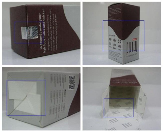 OEM Private Label Instant powder fully hair fibers